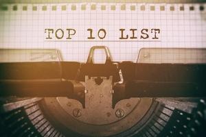 Top 10 cổ phiếu tăng/giảm mạnh nhất tuần: Các cổ phiếu thị trường thêm một tuần chiếm sóng