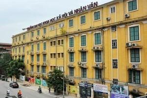 Hà Nội: Sẽ có thêm trường THPT chuyên Khoa học Xã hội và Nhân văn