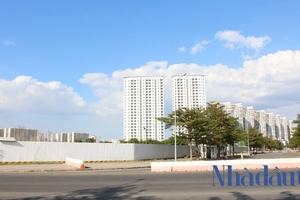 TP.HCM: Những dự án bất động sản khiến doanh nghiệp 'cầu cứu'