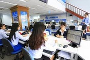 Lợi nhuận Eximbank giảm 29% trong nửa đầu năm, thu nhập nhân viên tăng gần 20%