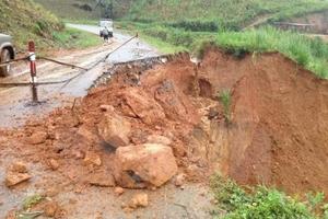 Thời tiết hôm nay 2/9: Nguy cơ sạt lở đất, ngập úng tại các tỉnh Thanh Hóa