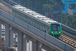 Đường sắt Cát Linh – Hà Đông hoạt động thế nào, giá vé ra sao?