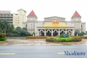 Bất thường loạt doanh nghiệp đứng tên hàng chục lô đất ven biển tại sân bay Nước Mặn Đà Nẵng
