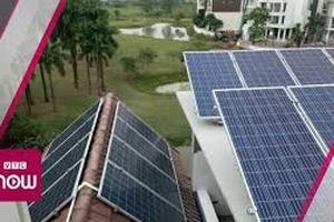 Điện mặt trời áp mái: xả láng vẫn tiết kiệm?