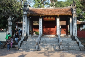 Đình Kim Liên: Nơi thờ Thần trấn giữ phía Nam thành Thăng Long