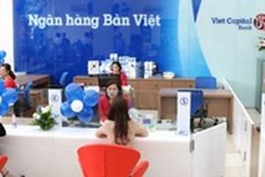 Lợi nhuận thuần của Ngân hàng Bản Việt giảm gần một nửa trong 6 tháng đầu năm