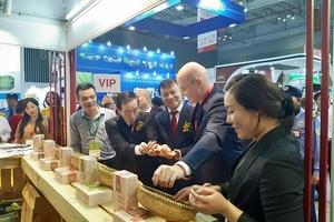 Khai mạc Triễn lãm Quốc tế Công nghiệp Thực phẩm Việt Nam 2019