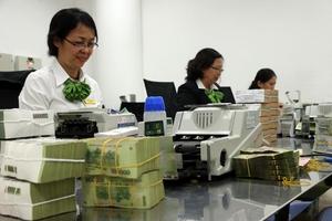 Lãi suất trên thị trường liên ngân hàng tăng