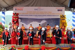 Khởi công Nhà máy sản xuất linh kiện hàng không vũ trụ 170 triệu USD tại TP. Đà Nẵng