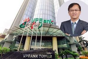 Tổng giám đốc Nguyễn Đức Vinh cùng 12 nhân sự cấp cao đã mua gần 17 triệu cổ phiếu VPBank