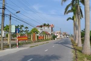 Nam Định bứt phá để sớm cán đích Nông thôn mới