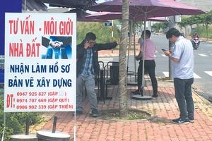 """Thị trường bất động sản TP Hồ Chí Minh: Nóng sốt  bởi... """"cò"""""""