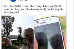 Xúc phạm CSGT trên Facebook, hai người bị phạt 15 triệu đồng