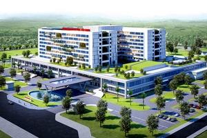 Gói thầu hơn 1.600 tỷ xây Bệnh viện tại Tiền Giang: Nhiều ông lớn cạnh tranh