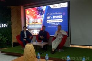 Kinh tế Việt Nam với ảnh hưởng của cuộc đối đầu thương mại Mỹ