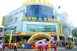 Nam A Bank lãi trước thuế 335 tỷ đồng trong 6 tháng, vượt kế hoạch cả năm