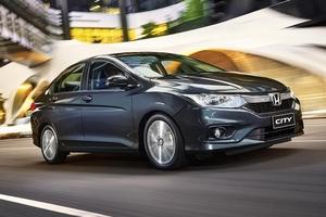 Honda triệu hồi hơn 1.500 xe Honda City lỗi túi khí