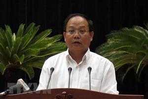 Ủy ban Kiểm tra TW đề nghị thi hành kỷ luật ông Tất Thành Cang