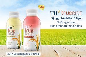 Nước gạo lứt đỏ TH true RICE - Sản phẩm đột phá, tốt cho sức khỏe