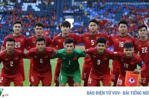 Bảng xếp hạng VCK U23 châu Á 2020: U23 Việt Nam đứng thứ 3 bảng D