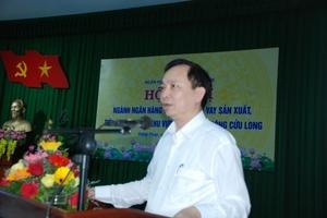 Ngân hàng cam kết đáp ứng đủ vốn thu mua lúa gạo