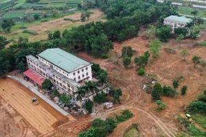Biến bệnh viện bỏ hoang thành khu cách ly Covid-19