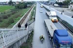 Cầu vượt xây sai gây ra vụ tai nạn thảm khốc ở Hải Dương?