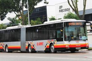 Dịch vụ gọi xe buýt tại Singapore