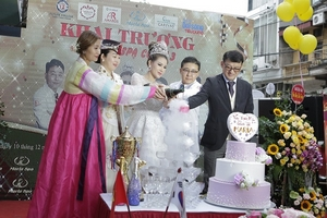 Viện Thẩm mỹ Quốc tế MARIA Spa: Lễ khai trương cơ sở 3 tại Hà Nội