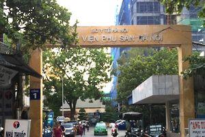 Cách ly 63 y bác sĩ Bệnh viện Phụ sản Hà Nội vì bệnh nhân thứ 243