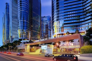 """Kiến trúc hiện đại và câu chuyện về """"Viên kim cương"""" bên sông Sài Gòn"""