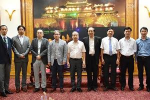 Nhà đầu tư Nhật Bản tìm hiểu cơ hội đầu tư tại Thừa Thiên Huế