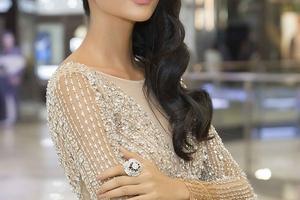 Hoa hậu H'Hen Niê gây thương nhớ thời tóc dài quyến rũ