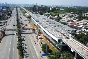 TP.HCM: Đồng loạt triển khai các gói thầu giao thông lớn