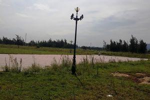 Hà Tĩnh: Gia hạn thi công dự án tượng đài, Quảng trường Mai Hắc Đế