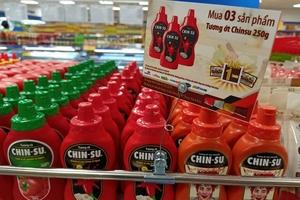 Cục An toàn thực phẩm thông báo tương ớt Chin-su an toàn cho người sử dụng