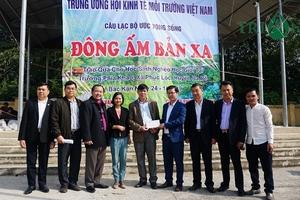 Luật TGS đồng hành cùng chương trình Đông ấm bản xa tại huyện Ba Bể, tỉnh Bắc Kạn