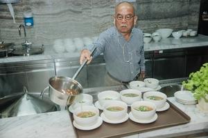 Đầu bếp lừng danh David Rocco chủ trì dạ tiệc giao lưu văn hóa Việt - Ý tại Vinpearl Luxury Landmark81