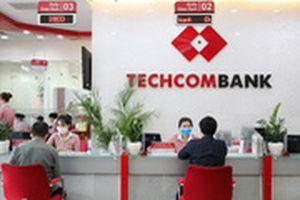 Hơn 62.000 tỉ đồng dư nợ của Techcombank bị ảnh hưởng bởi dịch COVID-19