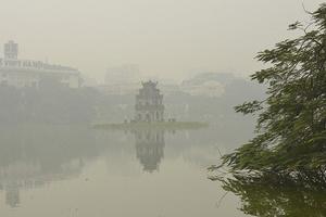 Thời tiết 14/1: Hà Nội sương mù, trời nồm ẩm, sắp đón đợt không khí lạnh mới