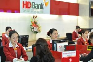 HDBank lãi hơn 2.700 tỉ đồng trong 9 tháng, thu nhập lãi thuần tăng mạnh hơn 41% trong quí III