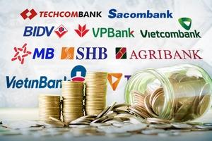 TOP 10 ngân hàng có tổng thu nhập lớn nhất năm 2019