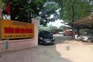 """Hà Nội: Bãi trông xe """"khủng"""" phường Cổ Nhuế 1 đang thách thức pháp luật?"""