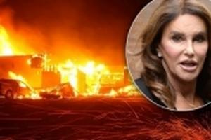 Lady Gaga cùng loạt sao Hollywood có nguy cơ mất nhà vì hỏa hoạn
