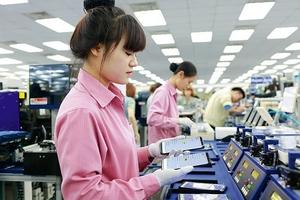Bắc Ninh thu hồi 18.600 m2 đất từ Viglacera để giao cho Samsung sử dụng đến năm 2055