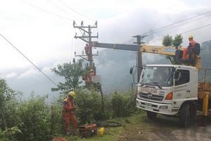 Điện lực Lào Cai thắp sáng vùng biên cương