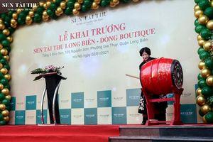 Sen Tài Thu Boutique Long Biên - dịch vụ tiêu chuẩn mới