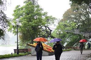 Dự báo thời tiết 1/11, Hà Nội mưa lạnh, Trung Bộ mưa lớn