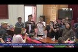 Quảng Ninh họp báo về sự việc tại chùa Ba Vàng