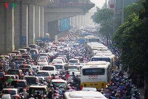 """Hạn chế xe máy ở nội đô, Hà Nội giải bài toán giao thông từ """"ngọn""""?"""